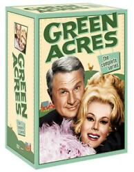 Green Acres: The Complete Series 1-6 dvd box set