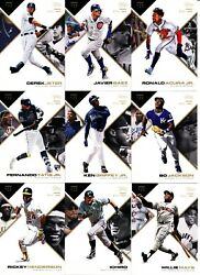 2019 Topps X Tatis Jr. 0.23 - BASE CARDS - In-HAND!! - U Pick From List