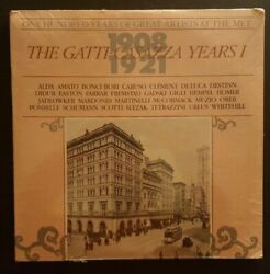 100 Years of Great Artists At The Met  GATTI-CASAZZA  2 LP  MET 402 (SEALED) $13.97