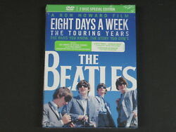 Beatles - Eight Days a Week: The Touring Years-Deluxe Edition - 2 Disc DVD - New