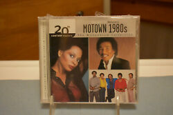 The Best of Motown 1980's Vol. 1 & Vol 2 - 2 CDs- Individually wrapped-brand new