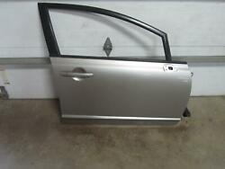 06-11 HONDA CIVIC Right Front Door Electric Window Sedan Desert Rock Metallic