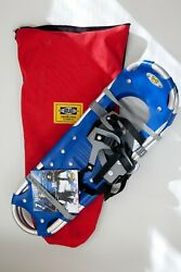 ATLAS Snowshoes in bag Model 725 8x25 pre owned condition for user up 200 lbs $50.00