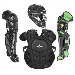 AllStar System 7 Axis Youth Baseball Catcher's Kit - Ages 12-16 (NEW) $334.95