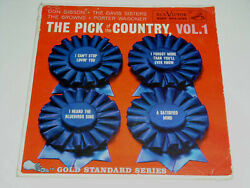 Porter Wagoner The Pick Of The Country Vol. 1 45  Rpm EP Record RCA Label
