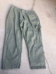 Vietnam Jungle Trousers OG-107 Poplin Pants size Regular combat tropical Large L