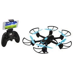 Sky Rider Night Hawk Hexacopter Drone with Wi Fi Camera $88.20