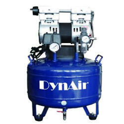 DynAir Medical Lab Dental Air Compressor Oil Free Oilless Silent Quiet DA7001 CE $852.20