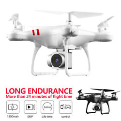 HJMAX RC Quadcopter Drone Wifi 1080P HD Camera FPV Altitude Hold Kids Gifts GPS $56.42