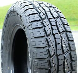 4 New Atlas Crosswind A T 265 70R17 115T AT All Terrain Tires $427.93