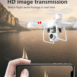6 Axis 2.4G RC Drones Helicopter Hexacopter with Wifi FPV Camera 2 Batteries $37.59