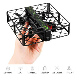 Z8 4CH 6 Axis Gyro RC Helicopter Drones Mini Drone Wifi Altitude Hold Quadcopter $33.76