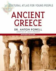 Ancient Greece Cultural Atlas for Young People $6.25