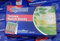 100 Plain Matches Match Books Birthday Wholesale Commercial Convenience Store