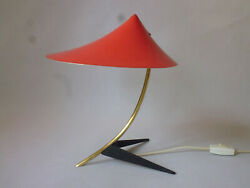 Table Lamp Kalff Mouille Cosack Eames Era Mid Century Modernist space age decor