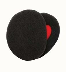 Sprigs Earbags Bandless Ear Warmers Earmuffs with Thinsulate Black Medium New $19.95