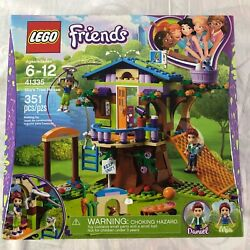 Lego 41335 Friends Mia's Tree House Building Toy Set 351 pieces NEW Sealed