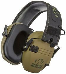 Walker#x27;s Game Razor Slim Electronic Ear Muffs Hunting Motorsports 10 Colors $70.00