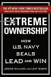 Extreme Ownership: How U.S. Navy SEALs Lead and Winlt;PAPERBACKgt; $7.18