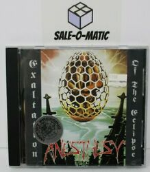 ANESTHESY EXALTATION OF THE ECLIPSE CD 1994 ROCK CANADA $21.42