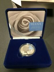 Sterling (.925) Silver Memorial Coin - 1999 - Princess of Wales $47.34