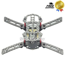 4 Aixs Glass Fiber Racing Quadcopter Frame with Power Distribution Board for FPV $10.99