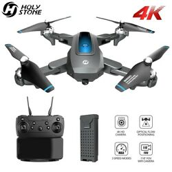 Holy Stone HS240 Foldable drone with 4K HD camera FPV quadcopter optical flow A+ $75.99