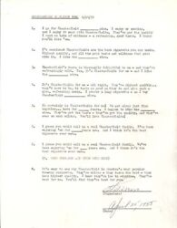 Willie Mays Autographed Signed 1955 Chesterfield Contract PSADNA COA J86254 $674.99