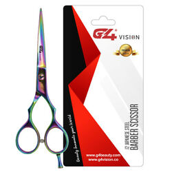G4 Professional Barber Scissors J2 Japanese Shears Salon Razor Edge Hair Cutting $24.99