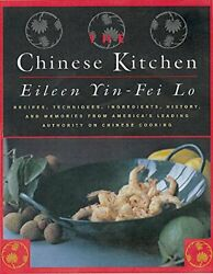 Chinese Kitchen by Lo Eileen Yin Fei Hardback Book The Fast Free Shipping $8.39