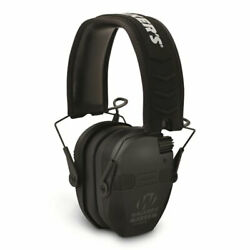 Walkers Razor Slim Electronic Quad Ear Muff Black $42.99
