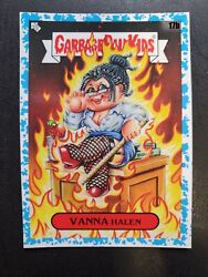2020 Garbage Pail Kids Late To School Blue Spit Border SN99 17b Van Halen $12.95