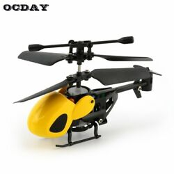 Micro Drone Mini Nano Remote Control RC Helicopter GYRO Toys for Kids Gift Toys $13.92