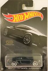 Hot Wheels - 2019 Exotic Series 36 Bentley Continental Supersports (BBGBB80) $6.99