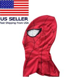 Spiderman Mask for Kids Boys Girls Teens Birthday USPS First Class Shipping $5.39