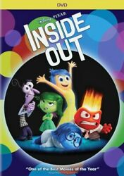 Inside Out DVD - New and Sealed! $10.89