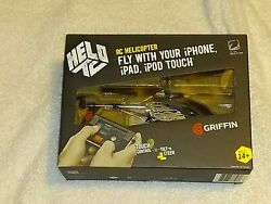 Griffin RC Helicopter for iPhone iPad iPod Touch slightly used in box $10.97