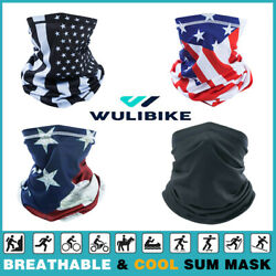 Cooling Face Scarf Mask Neck Gaiter Biker Tube Bandana Beanie Cover Cap Headwrap $8.99