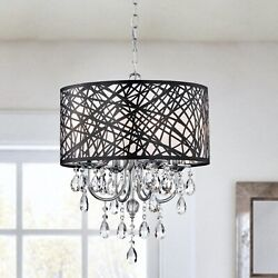 Pegasus 4 Light Drum Chandelier $109.99