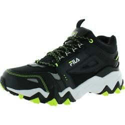 Fila Mens Oakmont TR Mid Lifestyle Casual Athletic Shoes Sneakers BHFO 6035 $44.99