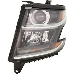 84166452 New Headlight Driving Head light Headlamp Driver Left Side for Chevy LH $555.14