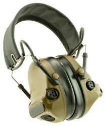 3M Peltor H682FB09CY Comtac III Communication Headset Earmuff 23 DB Coyote Brown $367.99