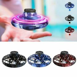 Air Craft Toy Flynova Mini Drone Spinner LED UFO Flying Helicopter Adult Kids $37.97