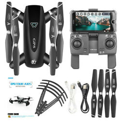 2020GPS RC Drones Folding Quadcopter with 4K HD Camera 5G WiFi FPV 1080P RC Hel $595.00