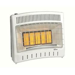 Lenomex 44406000 Vent Free Radiant Infrared Natural Gas Room Heater SC30M 1 NG $261.22