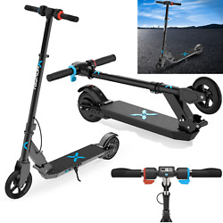 Electric Folding Scooter Built In Rechargeable Outdoor Pathwalk Portable Ride On $163.99