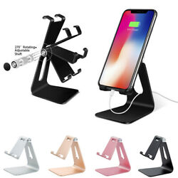 Cell Phone Tablet Switch Stand Aluminum Desk Table Holder Cradle Dock For iPhone $7.99