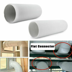 Exhaust Hose 56 Inch Diameter AC Unit Duct For Portable Air Conditioner Parts $21.99