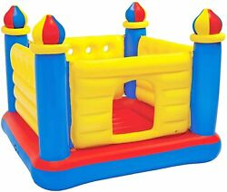 Castle Inflatable Jump Bouncer for Ages 3 Expedited Delivery 1 2 Business Day $299.00