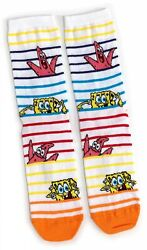 Ladies Spongebob Squarepants amp; Patrick Star Socks 4 8 UK 37 42 Eur 6 10 US GBP 7.27